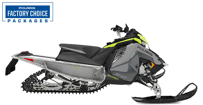 2022 Polaris 650 Indy XC 137 Factory Choice in Monroe, Washington - Photo 1