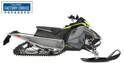 2022 Polaris 650 Indy XC 137 Factory Choice in Soldotna, Alaska - Photo 1