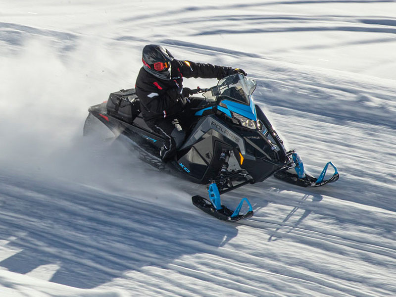 2022 Polaris 650 Indy XC 137 Factory Choice in Soldotna, Alaska - Photo 2