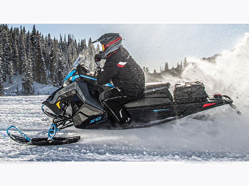 2022 Polaris 650 Indy XC 137 Factory Choice in Soldotna, Alaska - Photo 3