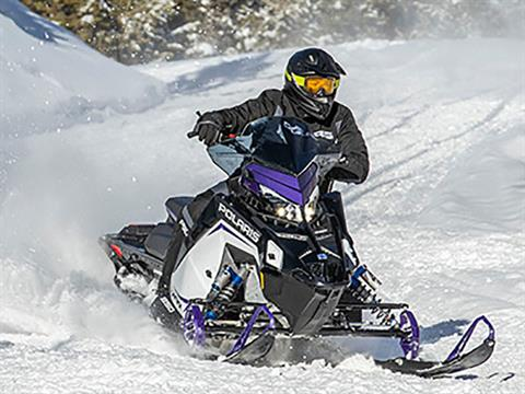 2022 Polaris 650 Indy XC 137 Factory Choice in Waterbury, Connecticut - Photo 8