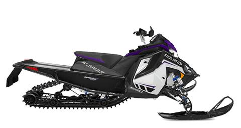 2022 Polaris 650 Switchback Assault 146 SC in Milford, New Hampshire