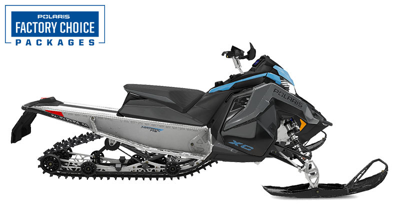 2022 Polaris 650 Switchback XC 146 Factory Choice in Park Rapids, Minnesota