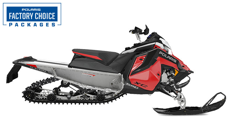 2022 Polaris 650 Switchback XC 146 Factory Choice in Eagle Bend, Minnesota