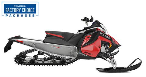 2022 Polaris 650 Switchback XC 146 Factory Choice in Little Falls, New York