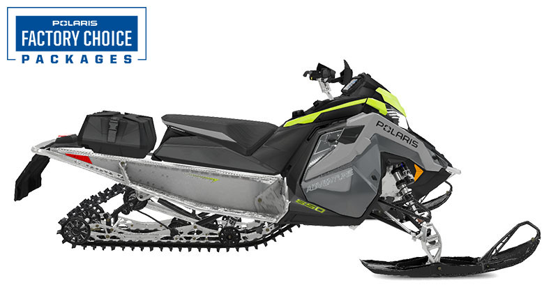 2022 Polaris 850 Indy Adventure 137 Factory Choice in Lake City, Colorado