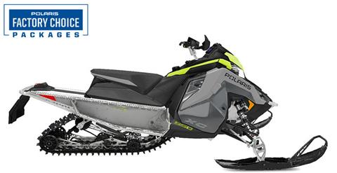 2022 Polaris 850 Indy XC 129 Factory Choice in Milford, New Hampshire