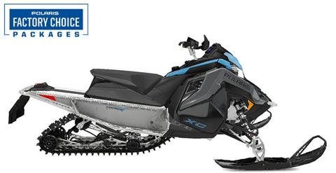2022 Polaris 850 Indy XC 129 Factory Choice in Albuquerque, New Mexico