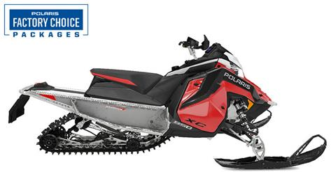 2022 Polaris 850 Indy XC 129 Factory Choice in Mio, Michigan