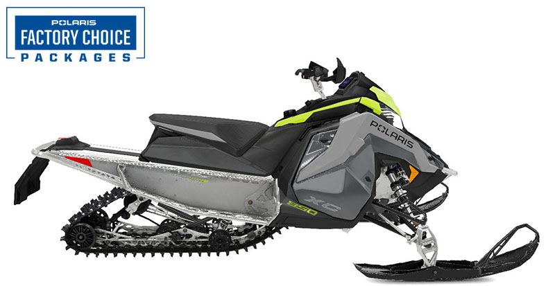 2022 Polaris 850 Indy XC 129 Factory Choice in Newport, Maine