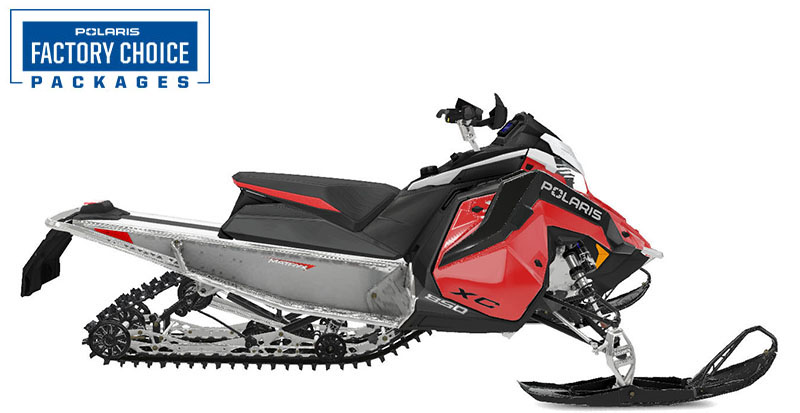 2022 Polaris 850 Indy XC 137 Factory Choice in Lincoln, Maine