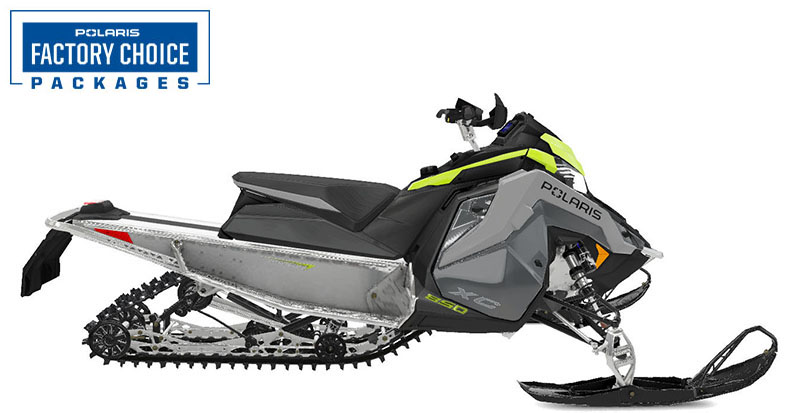 2022 Polaris 850 Indy XC 137 Factory Choice in Lake City, Colorado - Photo 1