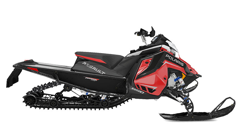 2022 Polaris 850 Switchback Assault 146 SC in Rock Springs, Wyoming