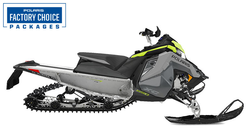 2022 Polaris 850 Switchback XC 146 Factory Choice in Fond Du Lac, Wisconsin