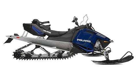 2022 Polaris 550 Indy Adventure 155 ES in Anchorage, Alaska