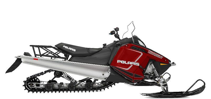 2022 Polaris 550 Voyageur 144 ES in Mars, Pennsylvania - Photo 1