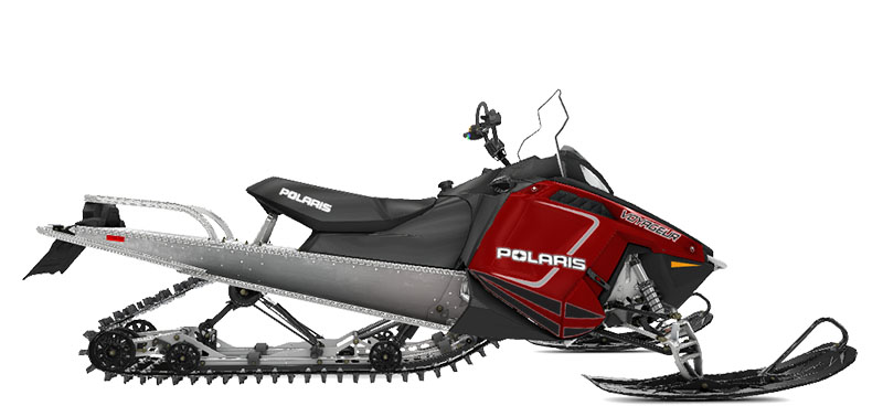 2022 Polaris 550 Voyageur 155 ES in Three Lakes, Wisconsin - Photo 1