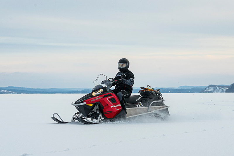 2022 Polaris 550 Voyageur 155 ES in Shawano, Wisconsin - Photo 5