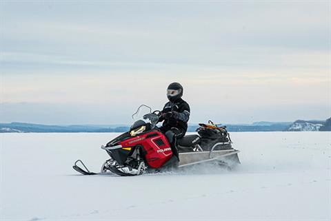2022 Polaris 550 Voyageur 155 ES in Three Lakes, Wisconsin - Photo 5