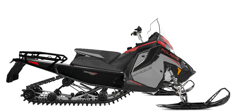 2022 Polaris 650 Voyageur 146 ES in Mio, Michigan - Photo 1