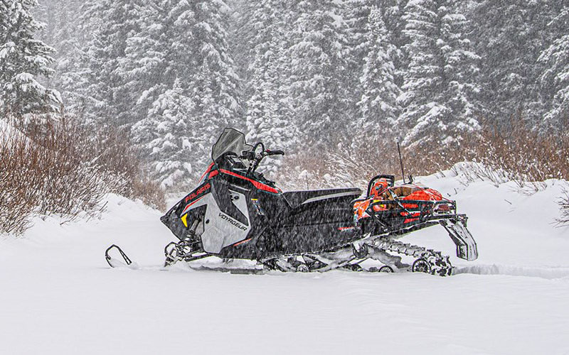 2022 Polaris 650 Voyageur 146 ES in Altoona, Wisconsin - Photo 3