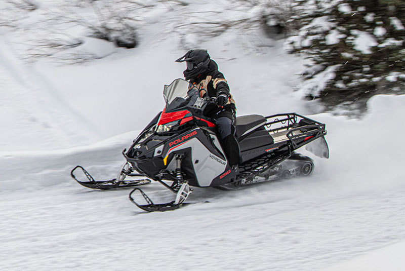 2022 Polaris 650 Voyageur 146 ES in Altoona, Wisconsin - Photo 4