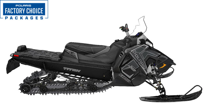 2022 Polaris 800 Titan XC 155 Factory Choice in Phoenix, New York