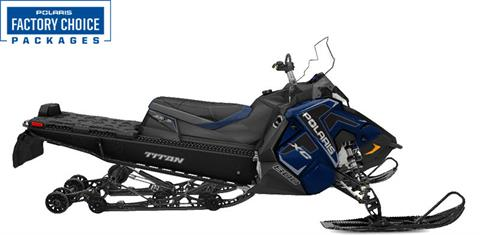 2022 Polaris 800 Titan XC 155 Factory Choice in Newport, New York