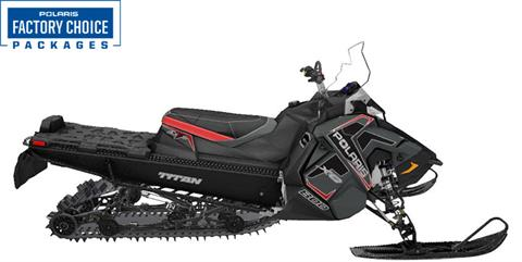 2022 Polaris 800 Titan XC 155 Factory Choice in Anchorage, Alaska