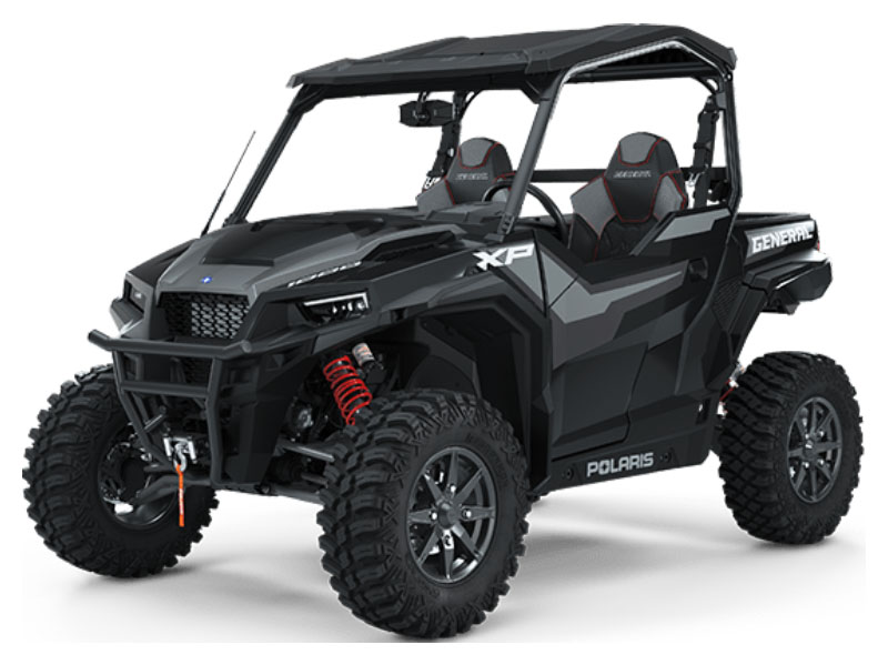 2021 Polaris General XP 1000 Deluxe Ride Command in Lincoln, Maine - Photo 1
