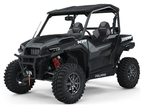 2021 Polaris General XP 1000 Deluxe Ride Command in Monroe, Michigan