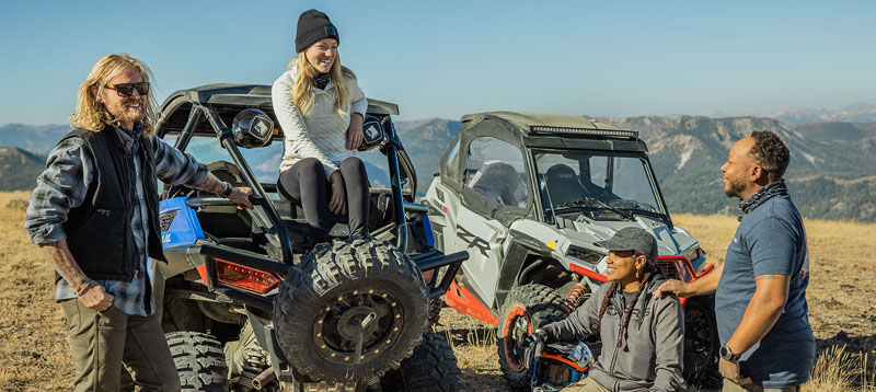 2021 Polaris RZR Trail Premium in Huntington Station, New York - Photo 2
