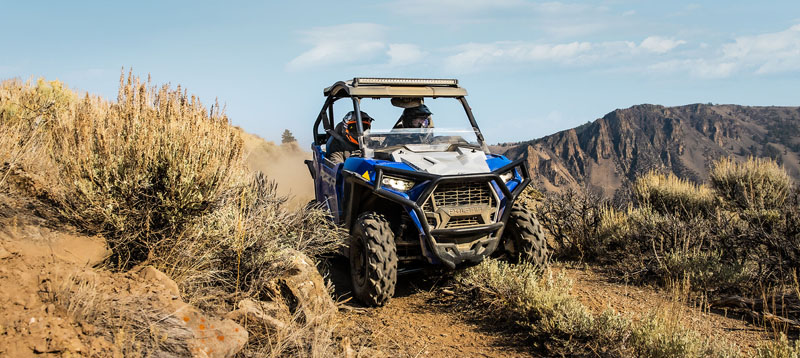 2021 Polaris RZR Trail Premium in Trout Creek, New York - Photo 4