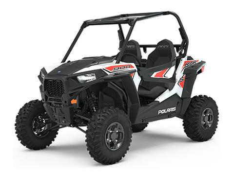 2020 Polaris RZR Trail S 900 in Milford, New Hampshire