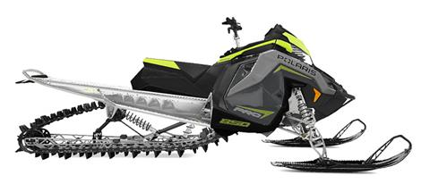 2022 Polaris 850 PRO RMK Matryx Slash 163 3 in. SC in Newport, New York