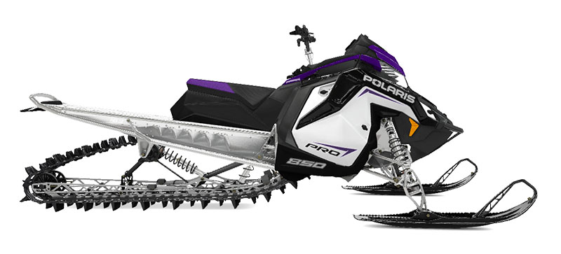 2022 Polaris 850 PRO RMK Matryx Slash 163 3 in. SC in Deerwood, Minnesota