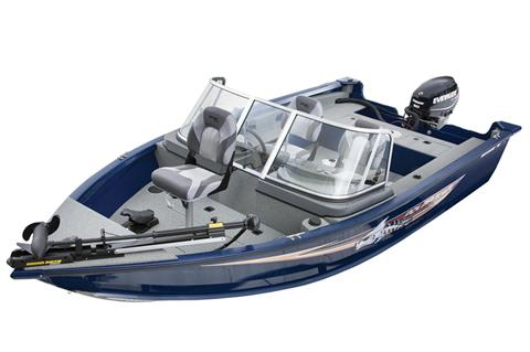 2017 Polar Kraft Frontier 166 WT in Freeport, Florida