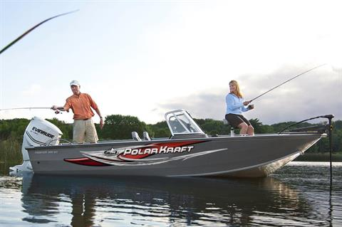 2017 Polar Kraft Frontier 189 WT in Harrison, Michigan