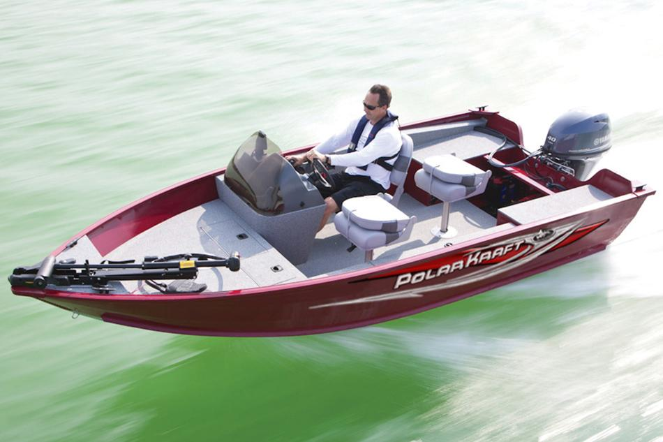 2017 Polar Kraft Outlander 156 SC in Freeport, Florida