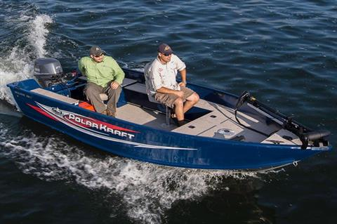 2017 Polar Kraft Outlander 156 T in Freeport, Florida