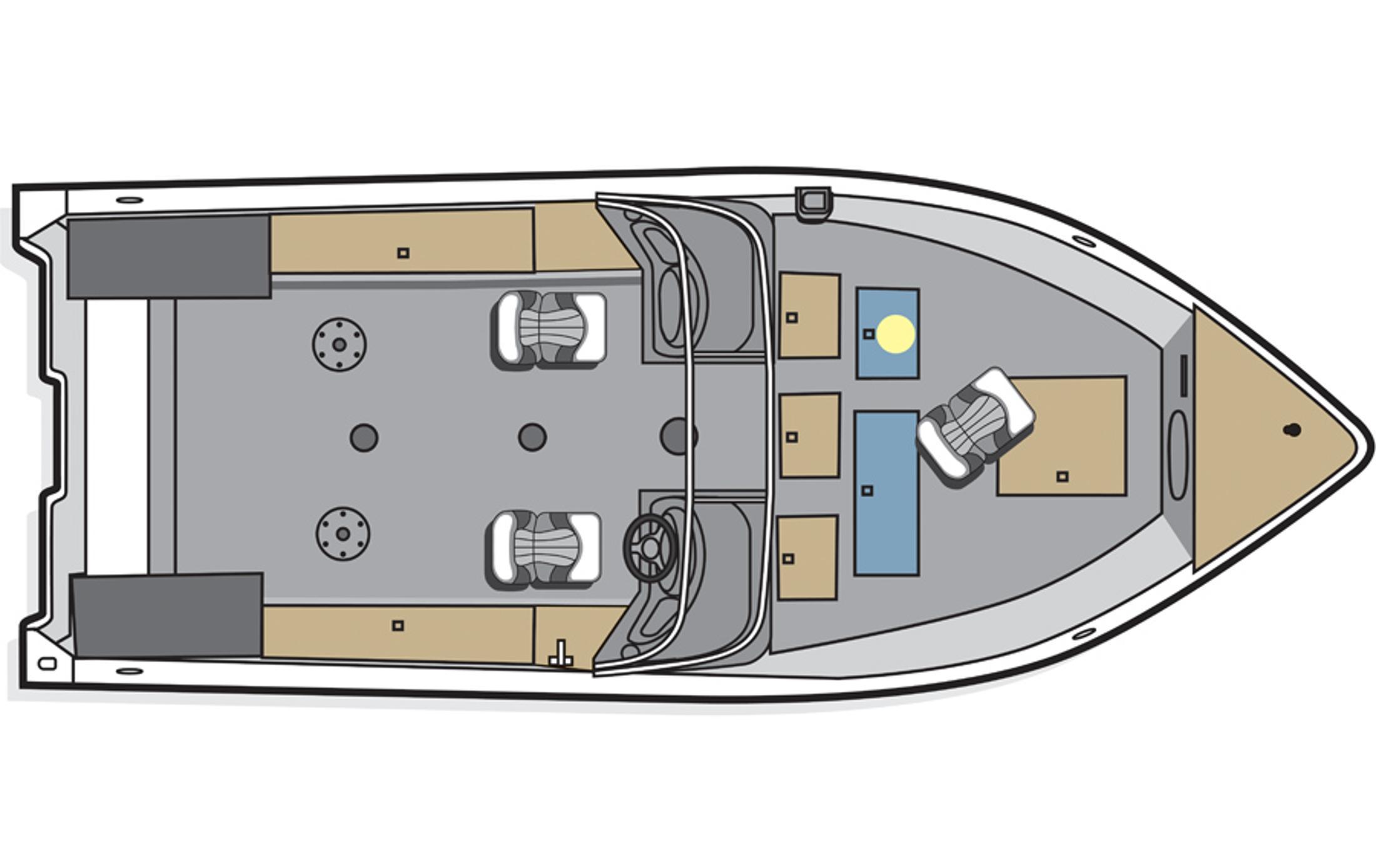 2017 Polar Kraft Outlander 2010 WT Power Boats Outboard Freeport ...
