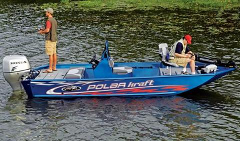 2017 Polar Kraft Sportsman 2072 XCC-25 in Freeport, Florida