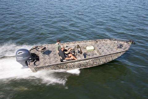 2017 Polar Kraft Sportsman 2072 XSE-25 in Harrison, Michigan