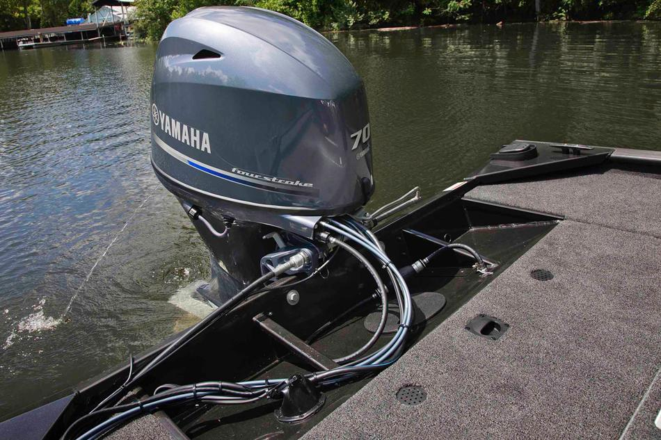 2017 Polar Kraft Bass TX 175 Pro in Freeport, Florida