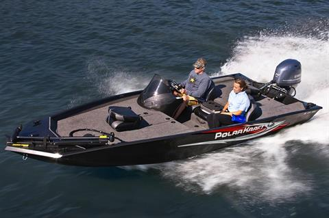2017 Polar Kraft Bass TX 195 Pro in Hancock, Michigan