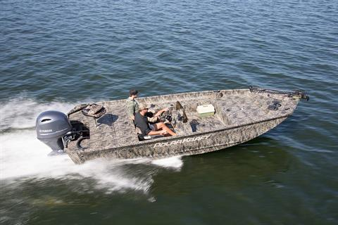2017 Polar Kraft Sportsman 2072 XSE-20 in Freeport, Florida