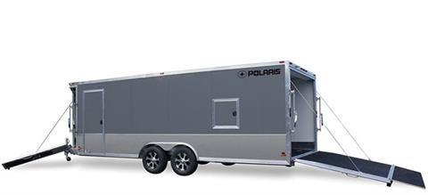 2017 Polaris Trailers PCH 8.5x22 AS EWP in Jones, Oklahoma