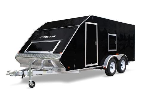 2017 Polaris Trailers PFS 7.5x18-X in Jones, Oklahoma