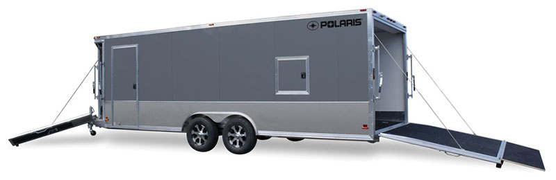 2018 Polaris Trailers PC8X14-IF in Jones, Oklahoma