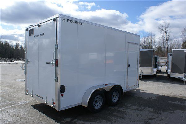 2018 Polaris Trailers PC 7x14-IF in Jones, Oklahoma